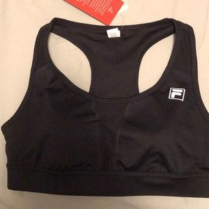 Fila Sports Bra New with Tags